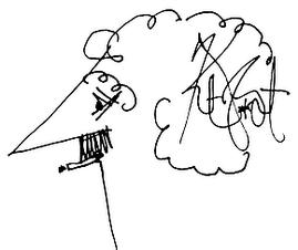 Kurt Vonnegut's self-image