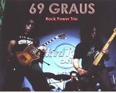 69 GRAUS  Rock Power Trio