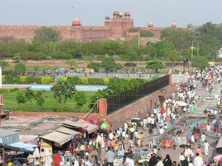 Delhi (de fuite) ; quelque part entre l'illusion et la réalité... 2