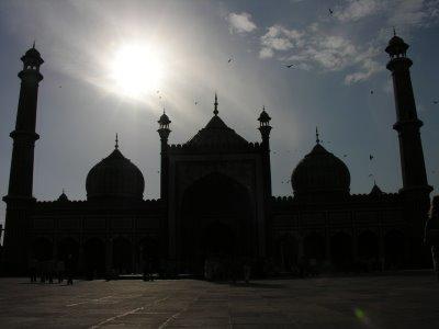 Delhi (de fuite) ; quelque part entre l'illusion et la réalité... 4