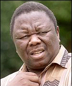 "TSVANGIRAI ""TRAPPED"" BY MBEKI AND MUGABE!"