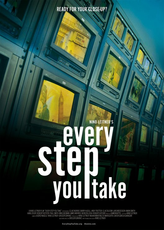 Every Step You Take - Poster 1
