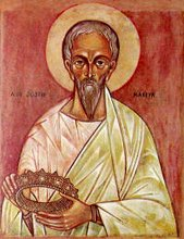 St Justin, Martyr