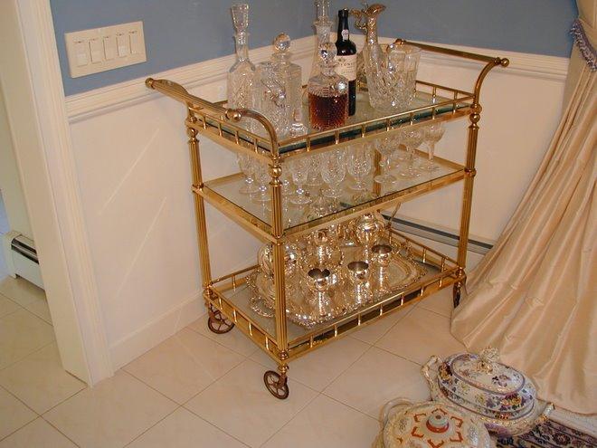 Attractive Dining Room Serving Carts - Home & Furniture Design  GR76
