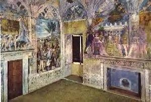 Idle speculations camera degli sposi palazzo ducale mantua for Mantegna camera degli sposi palazzo ducale