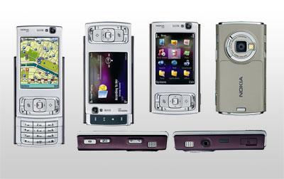 Brett Continues To Converge - Nokia 95 Jordan Convergence