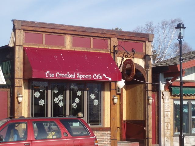 North Country Cooking And Dining Dining At The Angled Utensil