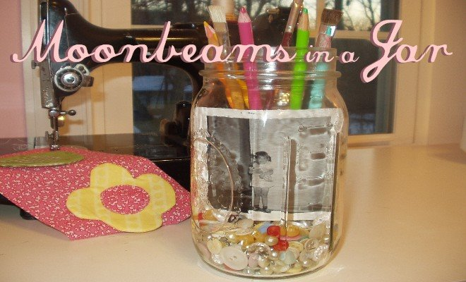 Moonbeams in a Jar