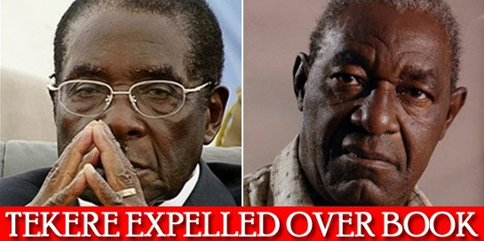 Serious Mugabe......very, very serious!