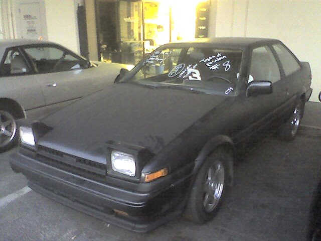 nissan skyline gt r s in the usa blog 1985 toyota corolla ae86 coupe for sale. Black Bedroom Furniture Sets. Home Design Ideas