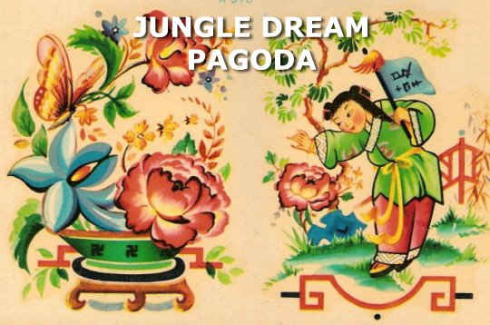 Jungle Dream Pagoda