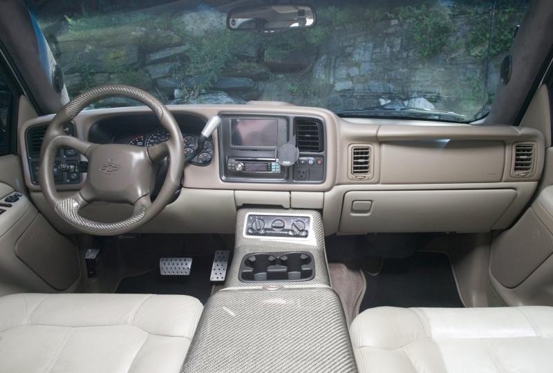 2001 Chevy Suburban Interior Parts