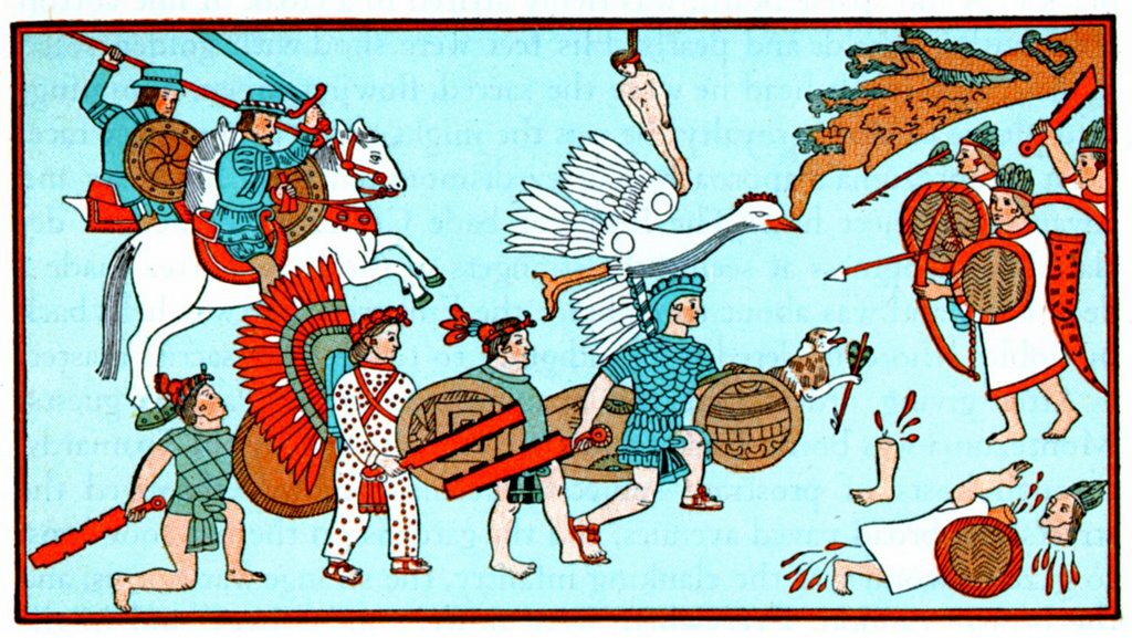 Conquista de México: Cronologia De La Conquista