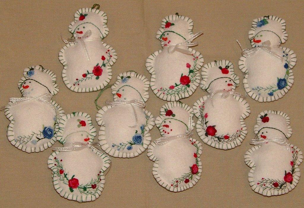 Christmas Crafts With Mod Podge