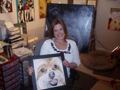 Meredith Brooks of Lil' Angel Pet Boutique and Gallery