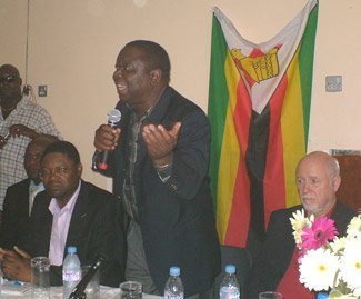 Tsvangirai's UK rally applauded!!!