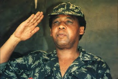 THE LATE COMRADE CHRIS HANI......