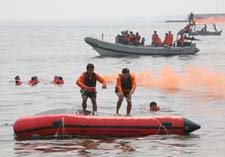 Search and Rescue (SAR)