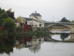 House on the Vienne River, Chinon