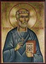 Saint Cuthbert, Bishop of Lindisfarne +AD687; 20th March