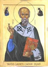Saint David, Primate, Minevia, Patron of Wales +1st March