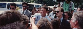 Al Gore - Fancy Farms Kentucky - 1992