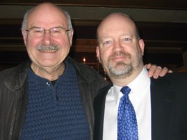 Bill and former Premier Mike Harcourt