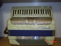 Crucianelli prof.Accordion,My collection