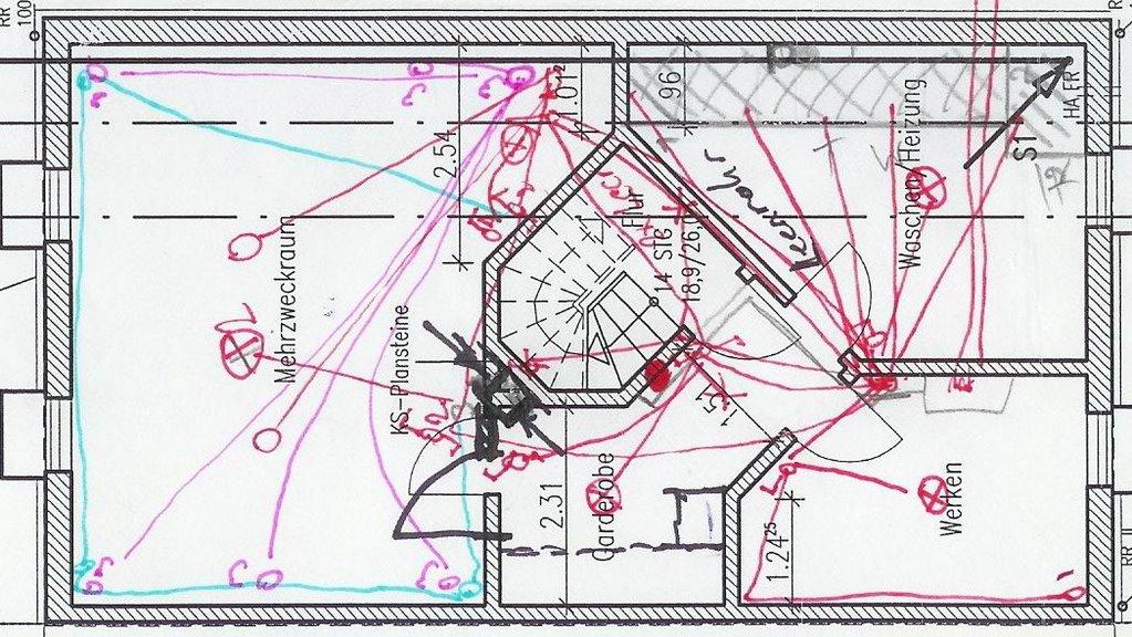 leerrohr kabel nur ein kabel pro leerrohr deutsche telekom unsere stadtvilla bautagebuch die. Black Bedroom Furniture Sets. Home Design Ideas