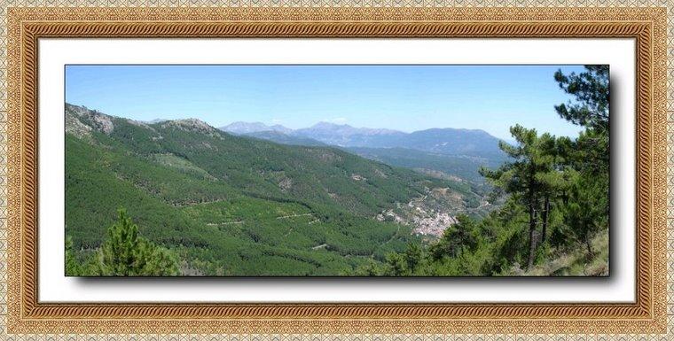 Guisando - Panoramica
