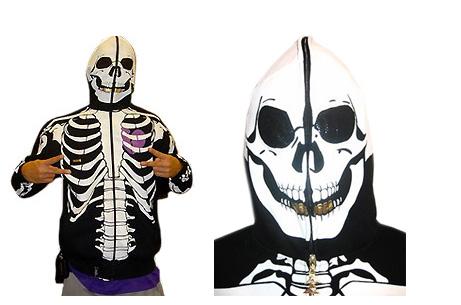 Music Style Scene Lrg Skeleton Hoodie Is Finally At Karmaloop