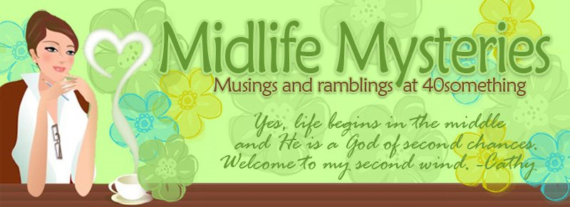 Midlife Mysteries | Musings and Ramblings at 40something
