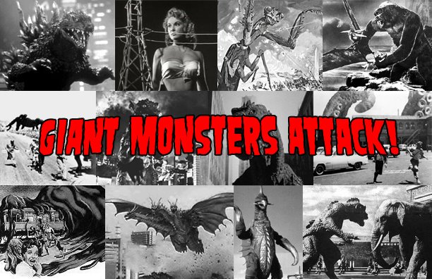 Giant Monsters Attack!