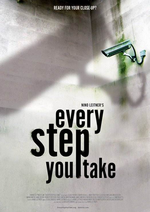 Every Step You Take - Poster 2