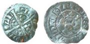 Penny of Edward II's reign