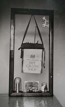 Construction, The Tate Gallery Shop (1976)
