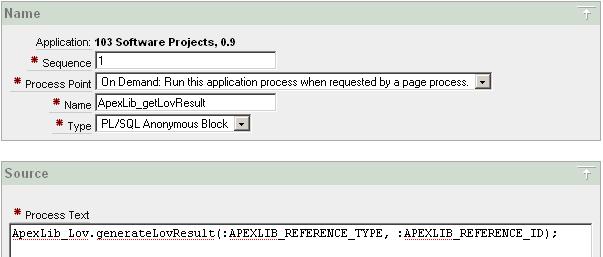 ApexLib - The Oracle APEX Framework