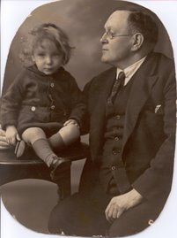 My Granddad and his eldest son