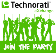 Just  Click on Technorati  Exchange Image