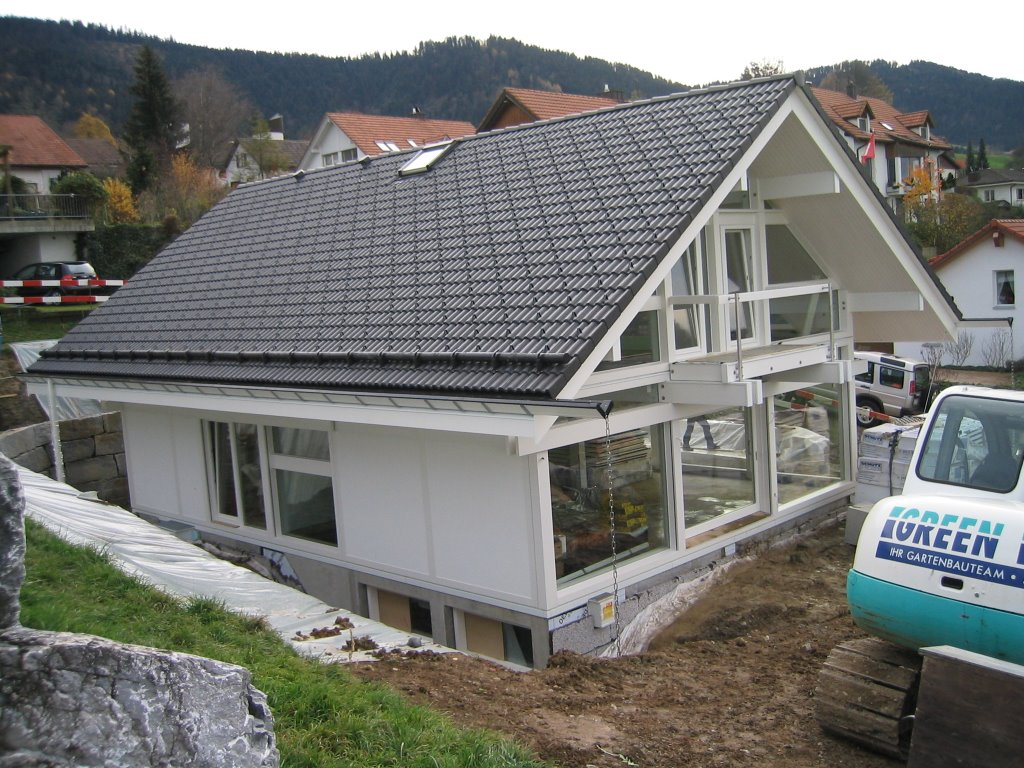 Huf Haus project blog 11 01 2006 12 01 2006
