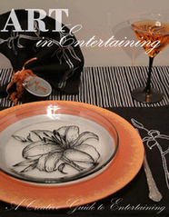 DIY tabletop projects.             Elegant look yet easy to do.