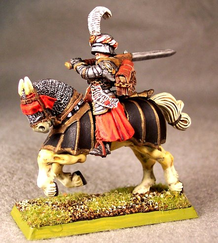28mm Empire Warrior Priest